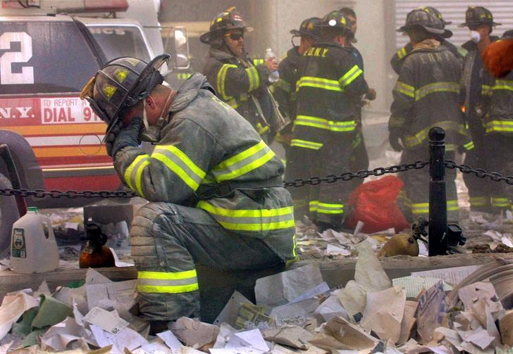 Фото №3 - 149 минут, перевернувших мир: хроника трагедии 11 сентября