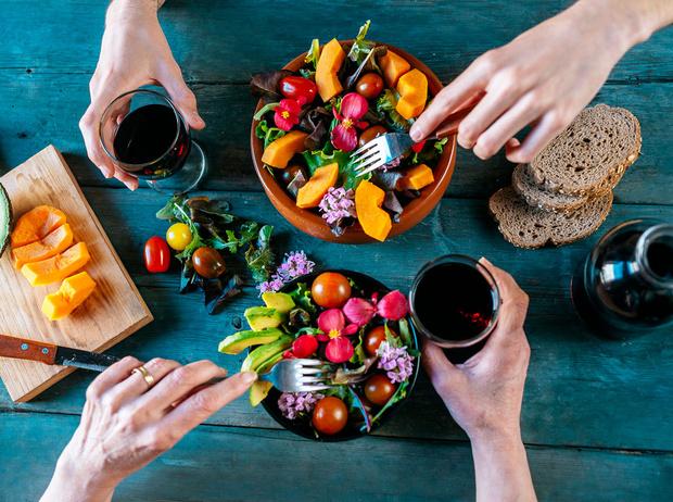 Фото №1 - Сырое меню: вкусные сыроедческие рецепты