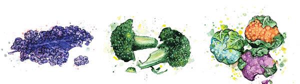 Фото №3 - Бодрящий овощ