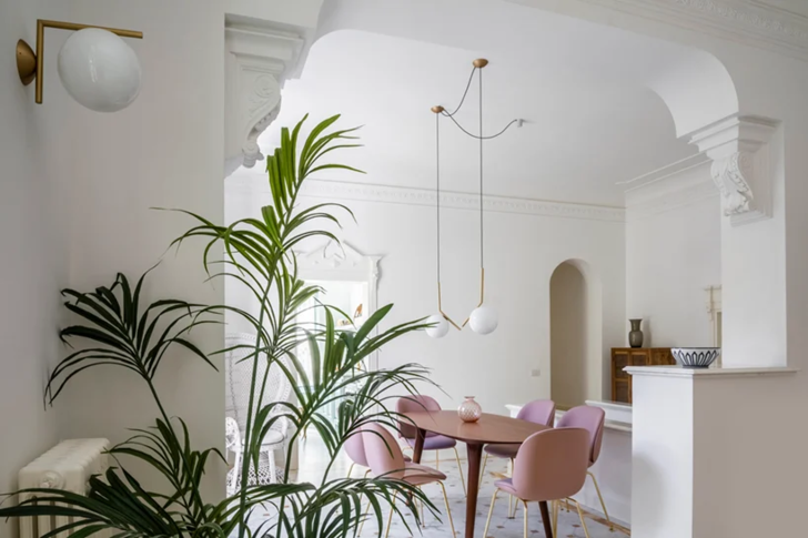 Фото №2 - Квартира в пастельных тонах в Тоскане