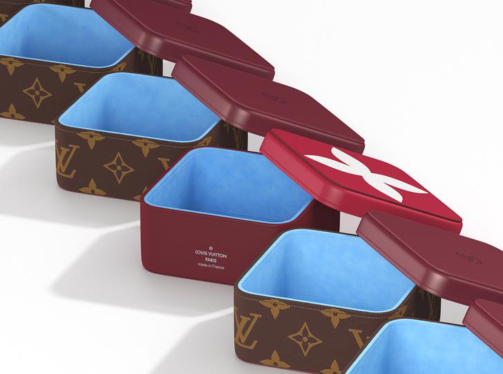 Фото №1 - Gifting: уроки великого искусства дарить подарки от Louis Vuitton