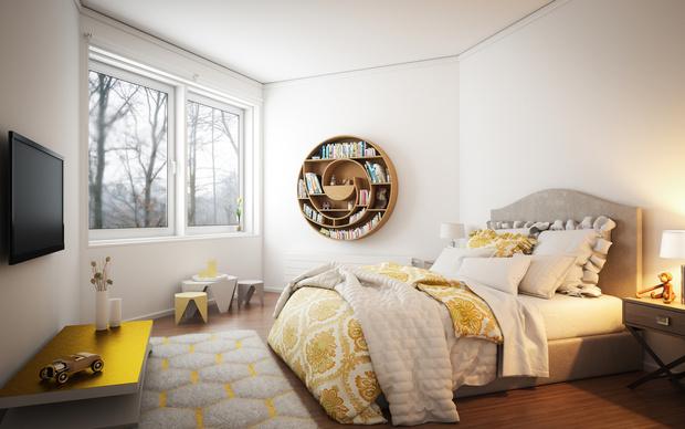 Фото №4 - Чтобы привлечь любовь: идеальная кровать по знаку зодиака