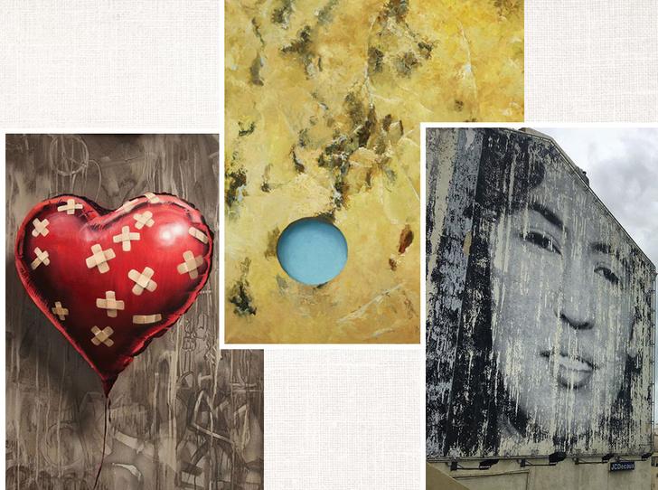Фото №1 - 3 современных художника, которые скрывают свои настоящие имена