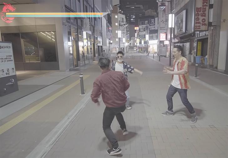 Фото №1 - Японский видеограф воссоздает GTA на реальных улицах, и кадры трудно отличить от игры (видео)