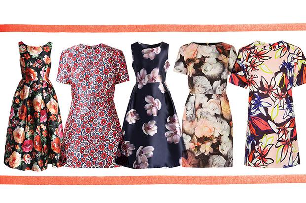Платье, Chicwish; платье, House Of Holland; платье, Chicwish; платье, Oasis; платье, Topshop