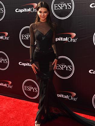 Звезды на церемонии ESPY Awards 2015