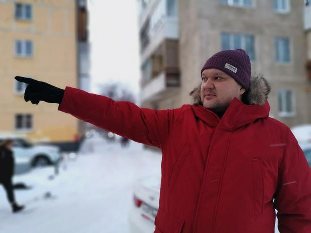 Фото №4 - Из зеленой гавани к торговым площадям: прогулка по Уралмашу с Александром Некрасовым