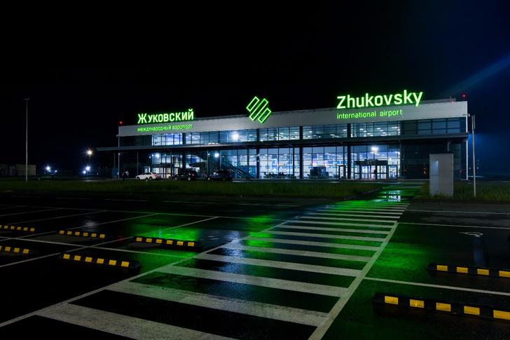 Фото №1 - Новый московский аэропорт «Жуковский» принял первый рейс