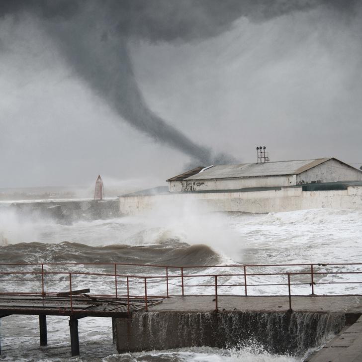 Фото №1 - За последние 20 лет более 600 000 человек стали жертвами погоды