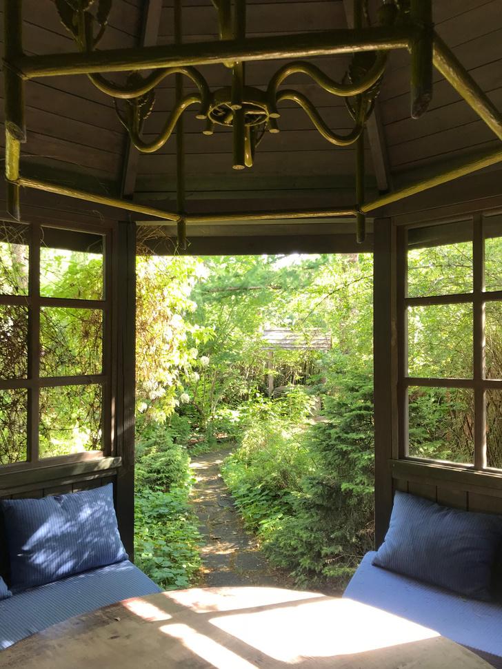 Фото №23 - ELLE DECORATION в саду у дизайнера Ирины Глик