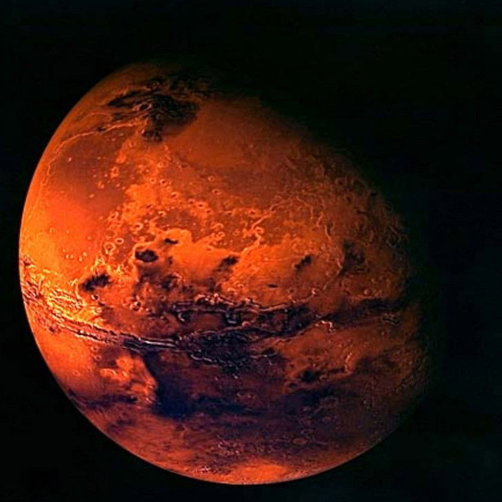 Фото №1 - Засоленная планета