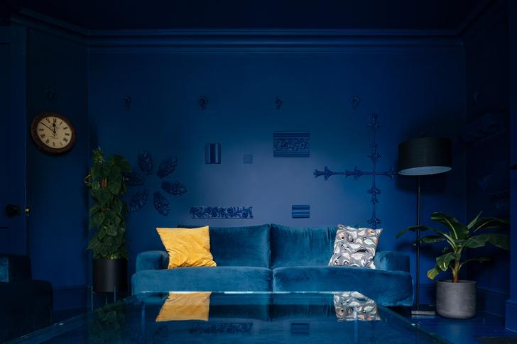 Фото №8 - Дом со стеклянной пристройкой в Лондоне