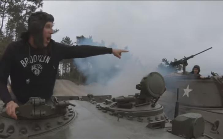 Фото №1 - Кто кого обгонит— советский Т-34 или американский М36? (видео)