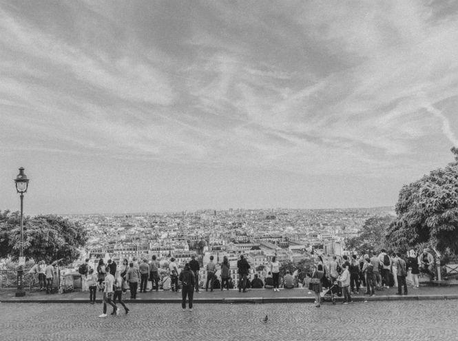 Фото №1 - «Париж. Остановленное время» в Dessange