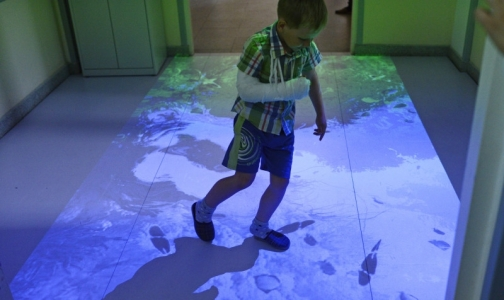 Фото №1 - Батуты стали опасным развлечением для петербургских детей