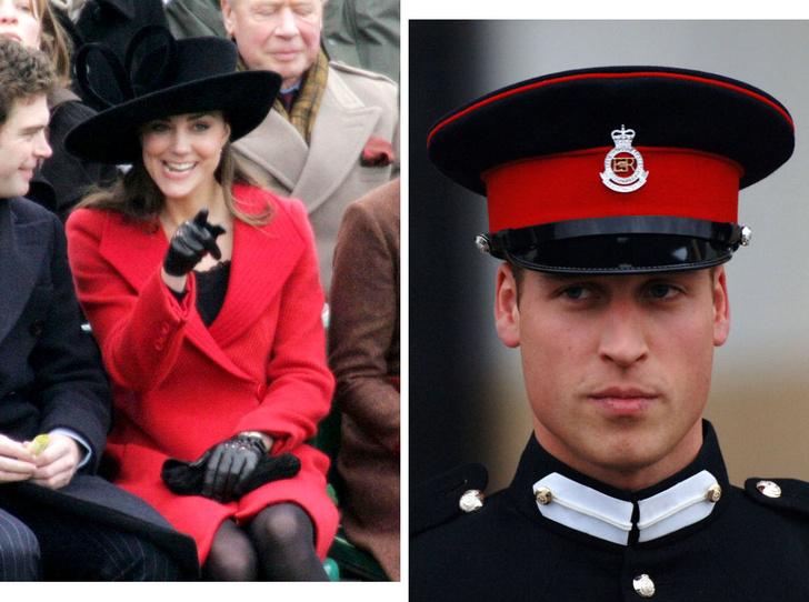 Фото №1 - Кокетство и дерзость: что Кейт сказала Уильяму на его выпускном