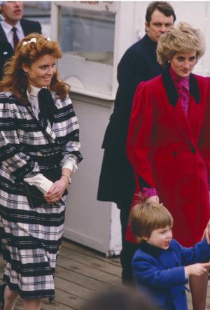 Фото №4 - Королевский скандал: из-за чего закончилась дружба Дианы и Сары Фергюсон