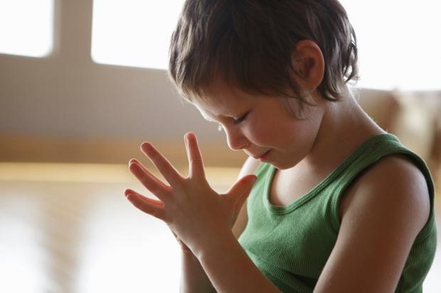 Фото №1 - Снимаем напряжение: упражнения для детей