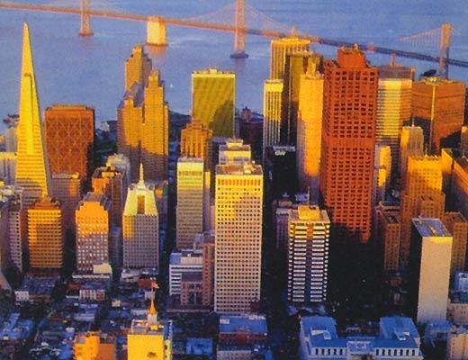 Фото №1 - В галантном, уверенном Сан-Франциско