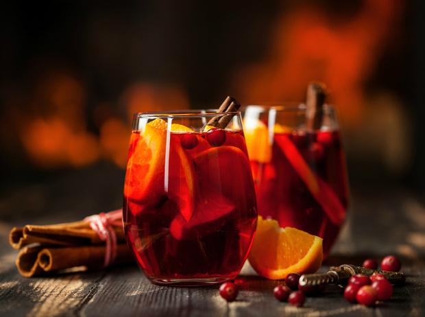 Фото №2 - 8 согревающих коктейлей для холодов