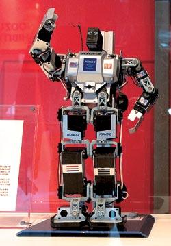 Фото №6 - Робот ради человека
