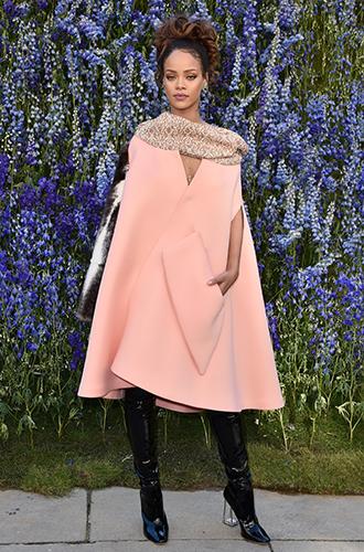 Фото №11 - Королева стритстайла и акула бизнеса: как Рианна изменила мир моды