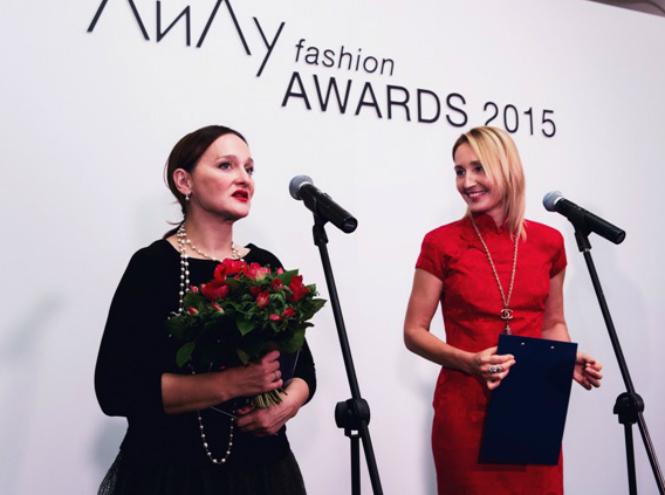 Фото №1 - Состоялось вручение премии Ли-Лу Fashion Awards