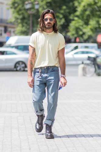 Фото №12 - Снимите немедленно: главные антитренды мужского гардероба