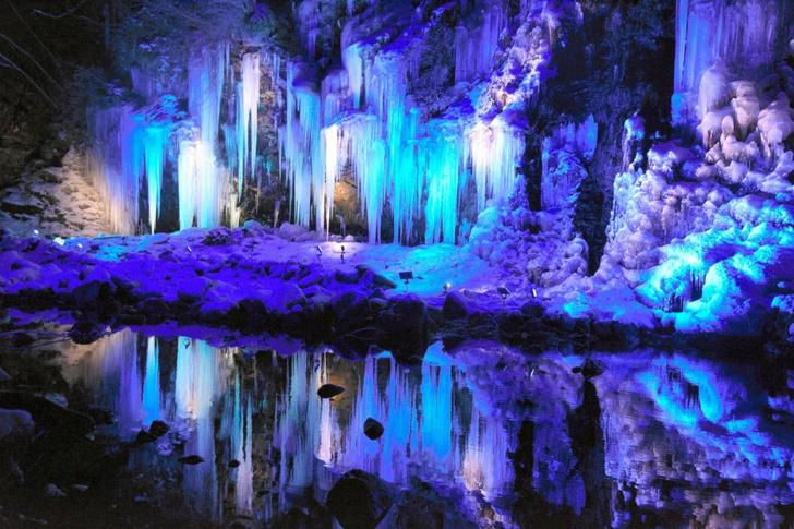 Фото №1 - Хрустальный водопад