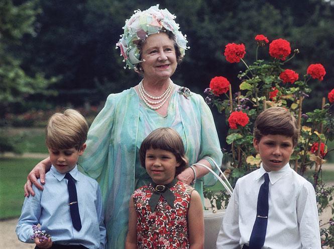 Фото №7 - Дети «принцессы-бунтарки»: как сложились судьбы сына и дочери Маргарет