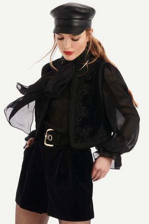 Фото №2 - Гимн новой жизни: бренд Luisa Spagnoli представил стильную осенне-зимнюю коллекцию