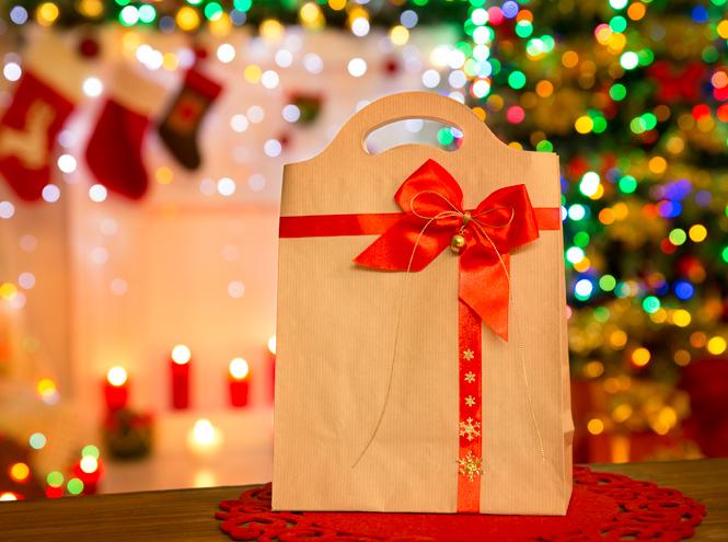 Фото №7 - Упаковка подарков к Новому году: 9 классных идей