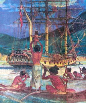 Фото №1 - К «острову счастья» Таити