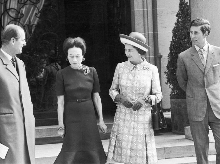 Фото №3 - Как прошла последняя встреча Елизаветы II и бывшего короля Эдуарда VIII