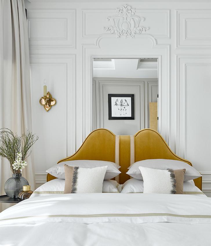 Фото №9 - 10 способов сделать вашу спальню роскошнее