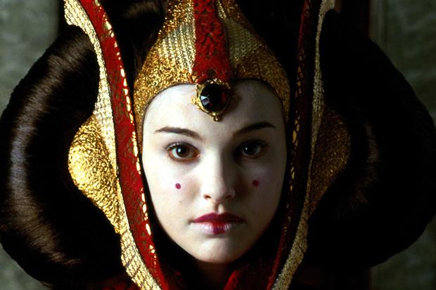Королева Падме Амидала звездные войны