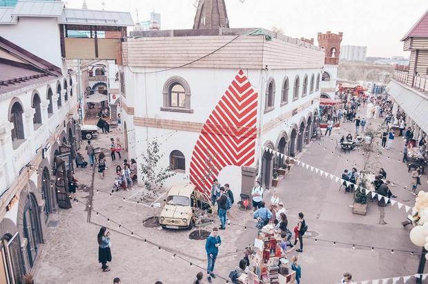 Фото №6 - 10 самых необычных мест для фото в Москве