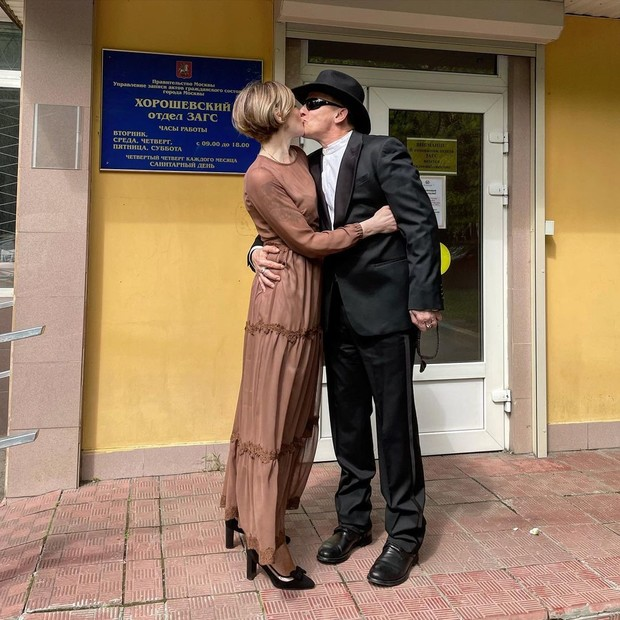 Иван Охлобыстин выдал замуж старшую дочь: фото и видео со свадьбы