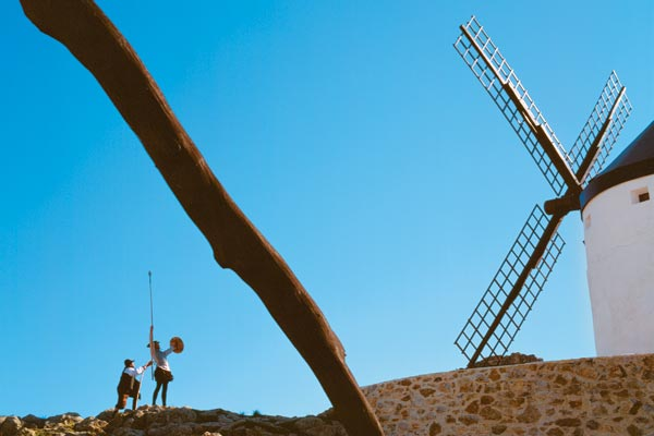 Фото №1 - Дон Кихот: неотвратимая сила добра