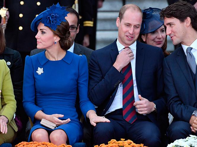 Фото №11 - Принц Джордж, принцесса Шарлотта и Кейт Миддлтон стали звездами канадского тура
