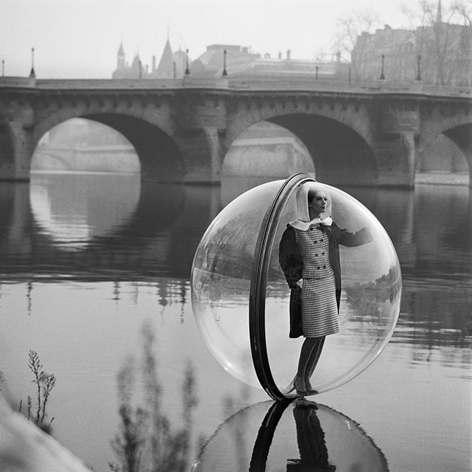 Фото №1 - Выставка фэшн-фотографа Мэлвина Соколски в Галерее Люмьер