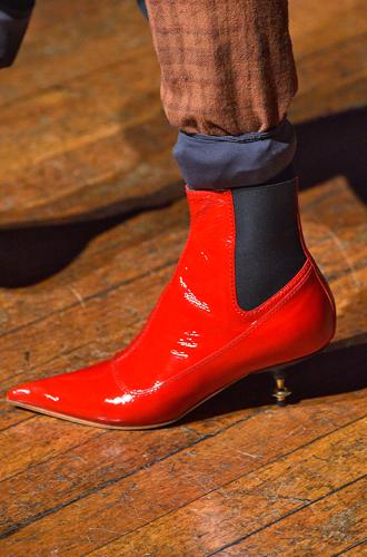 Фото №95 - Самая модная обувь сезона осень-зима 16/17, часть 1
