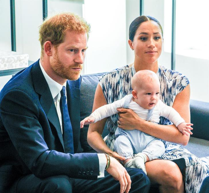 Фото №2 - Чарльз не позволит Арчи получить титул принца