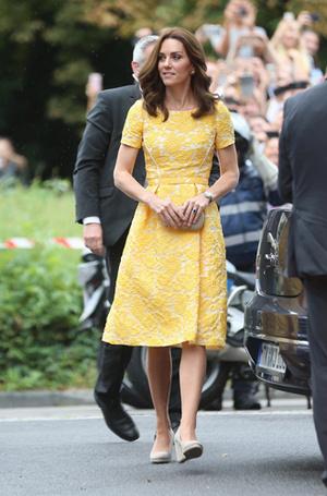 Фото №15 - Немецкие СМИ признали Кейт Миддлтон второй принцессой Дианой
