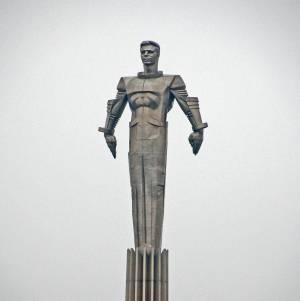 Фото №1 - В России помнят войну и Гагарина