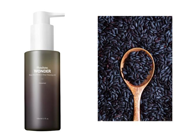 Фото №2 - Eco-ELLE: корейские средства для умывания с экстрактом черного риса
