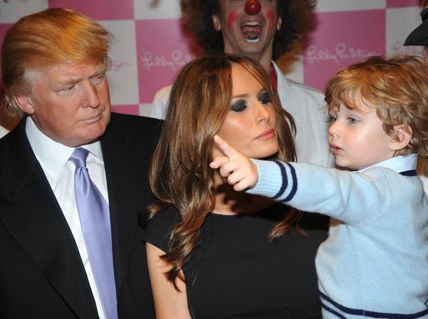 Фото №13 - Бэррон Трамп и еще 6 детей президентов США, которым досталось от СМИ