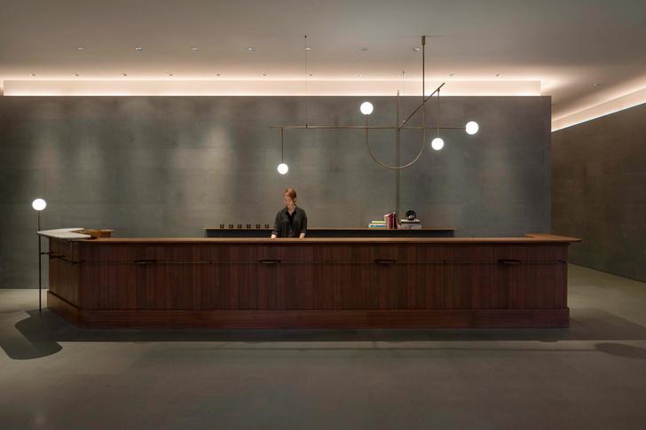 Фото №1 - Отель в Шанхае по проекту Neri & Hu