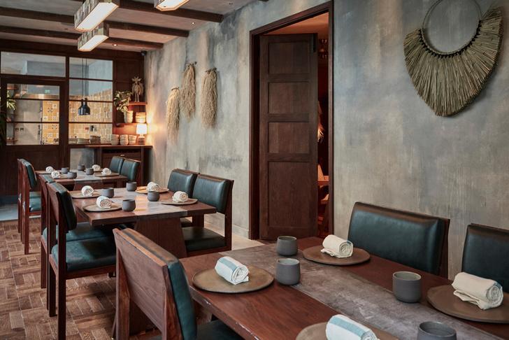 Фото №2 - Мексиканский ресторан в Лондоне по проекту A-nrd studio