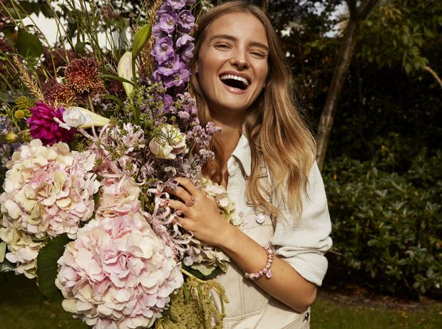 Фото №1 - Цветочный сад: новая коллекция Pandora, посвященная весне